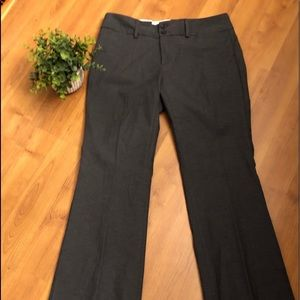 Banana republic Jackson fit pants size 8 gray
